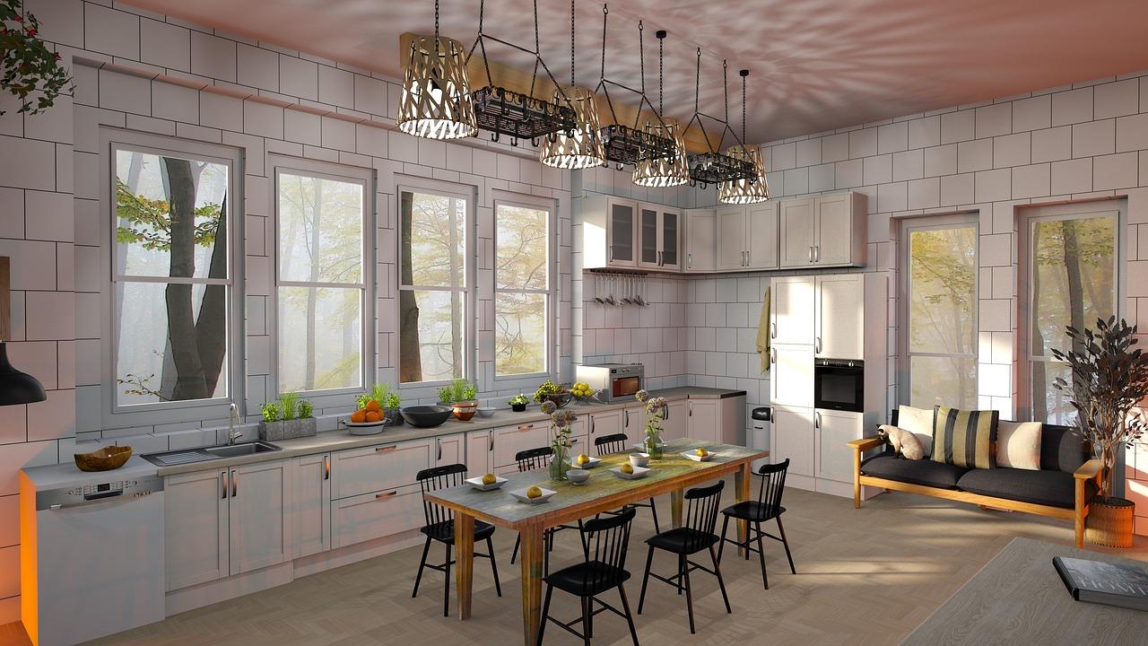 LCTB - Les cuisines tendances pour 2019.